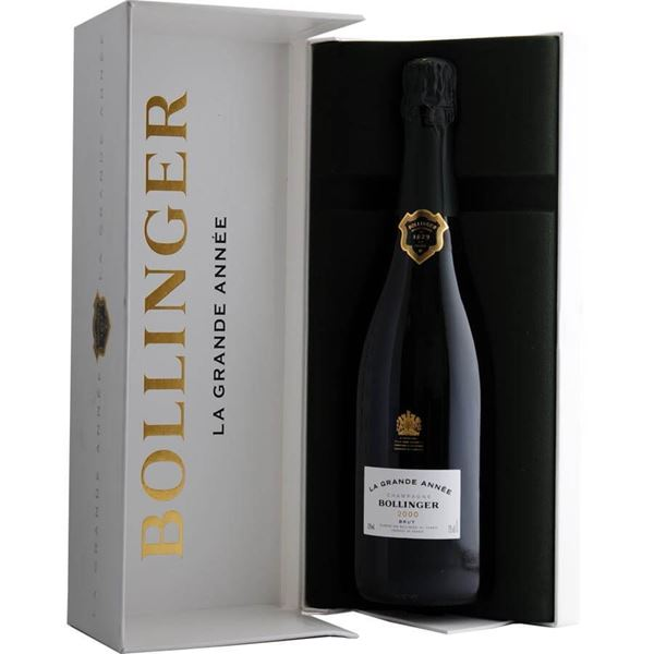 Bollinger La Grande Année - Venus Wine & Spirit
