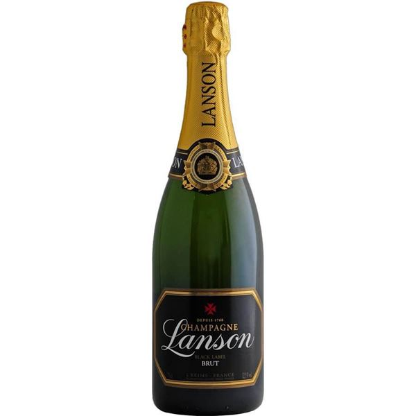 Lanson Black Label NV  - Venus Wine & Spirit