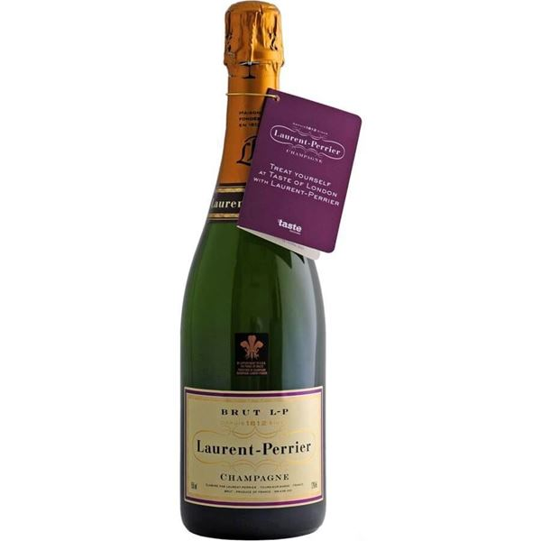 Laurent-Perrier Brut NV - Venus Wine & Spirit