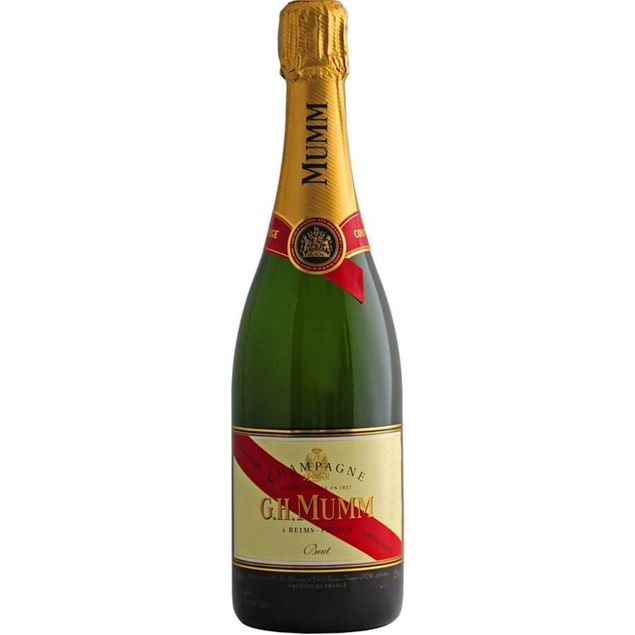 Mumm Cordon Rouge NV - Venus Wine & Spirit