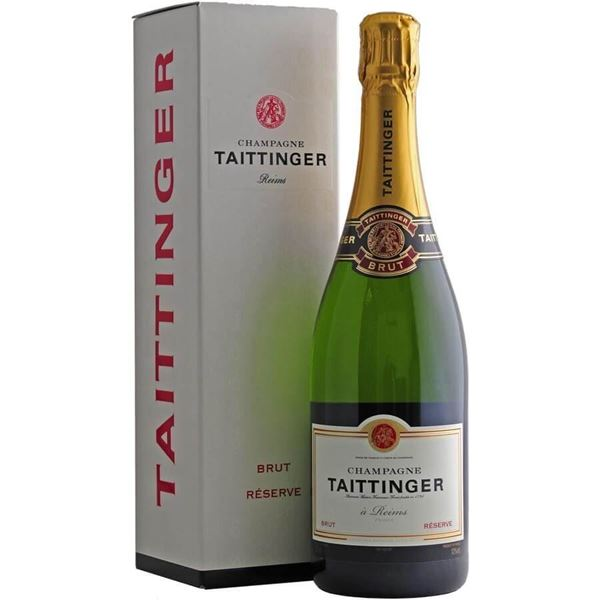 Taittinger Brut NV - Venus Wine & Spirit