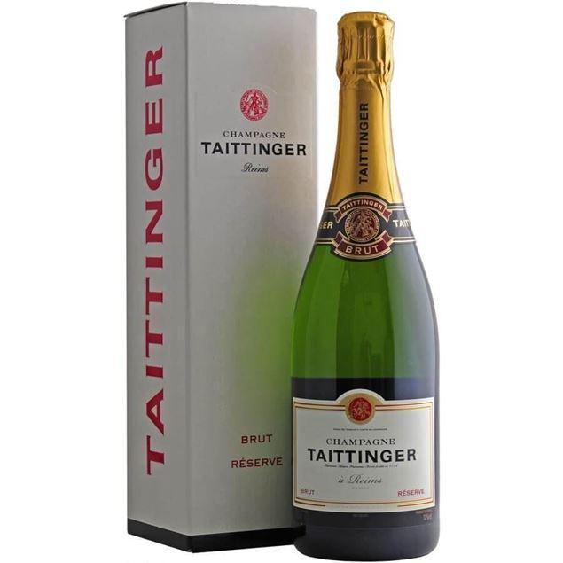 Taittinger Brut NV - Venus Wine & Spirit