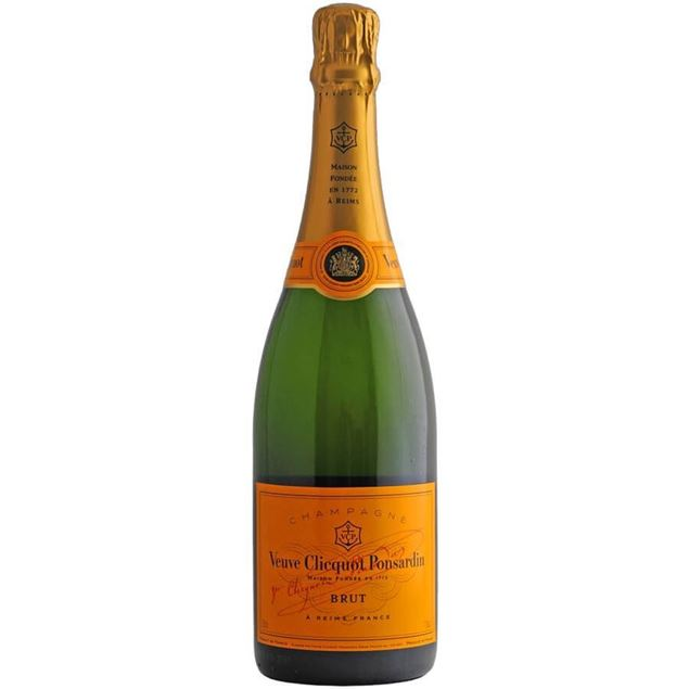 Veuve Clicquot Yellow Label NV - Venus Wine & Spirit