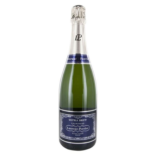 Laurent-Perrier Ultra Brut NV - Venus Wine & Spirit