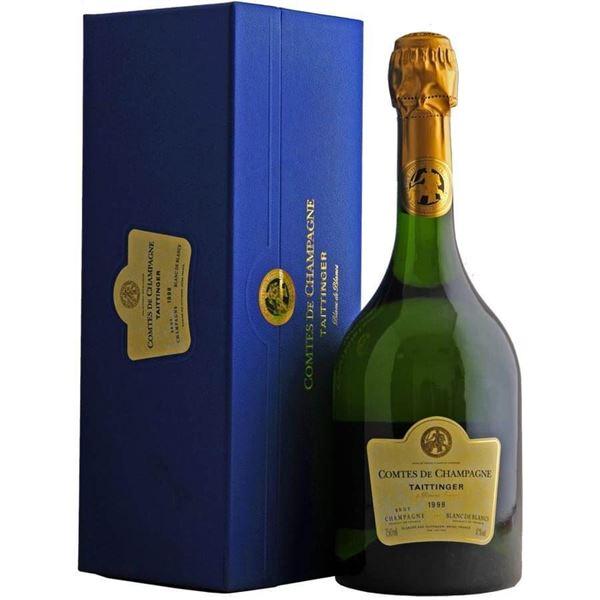 Taittinger Comtes de Champagne Blanc de Blancs- Venus Wine & Spirit