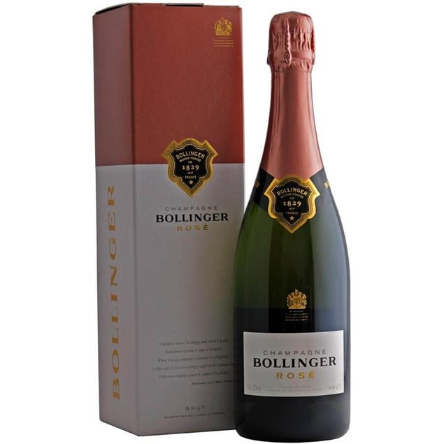 Picture of Bollinger Rosé NV
