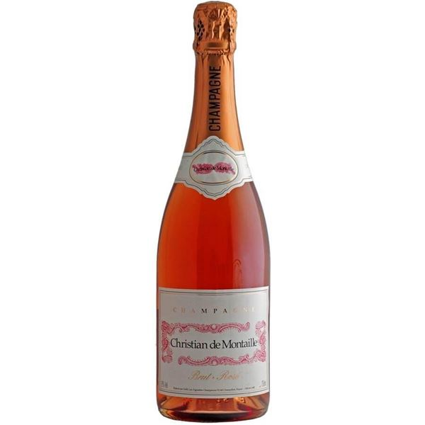 Picture of Christian de Montaille Rosé NV