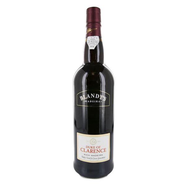 Duke of Clarence Madeira - Venus Wine & Spirit