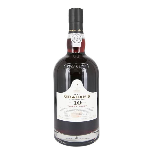 Picture of Graham's 10 Year Old Tawny Port