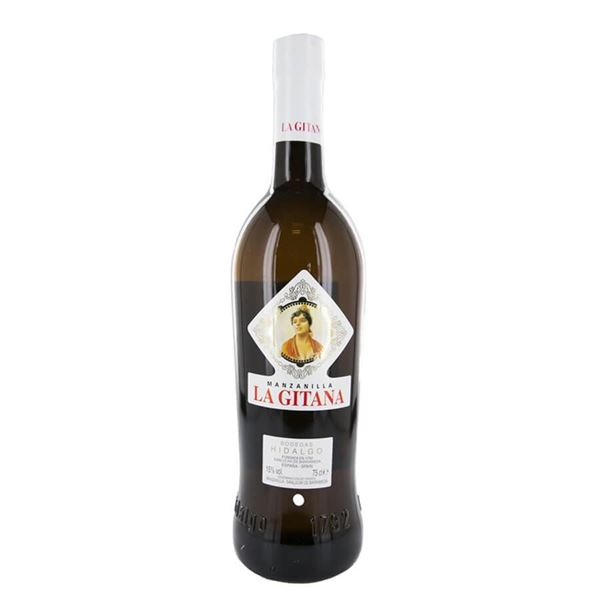 Picture of La Gitana Manzanilla Sherry