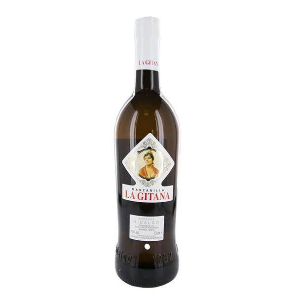 La Gitana Manzanilla Sherry - Venus Wine & Spirit