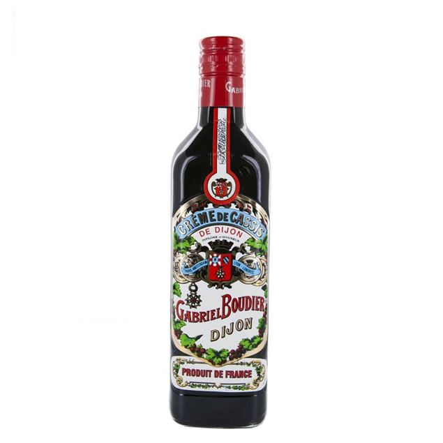 Gabriel Boudier Crème de Cassis de Dijon - Venus Wine & Spirit