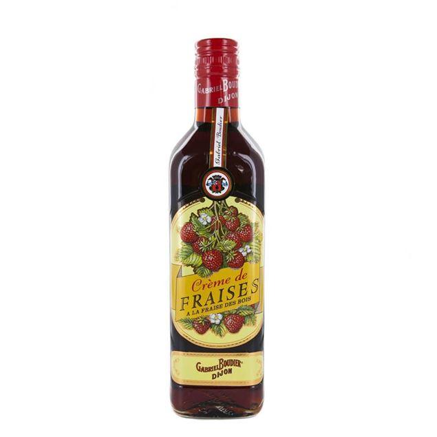 Gabriel Boudier Crème de Fraise - Venus Wine & Spirit