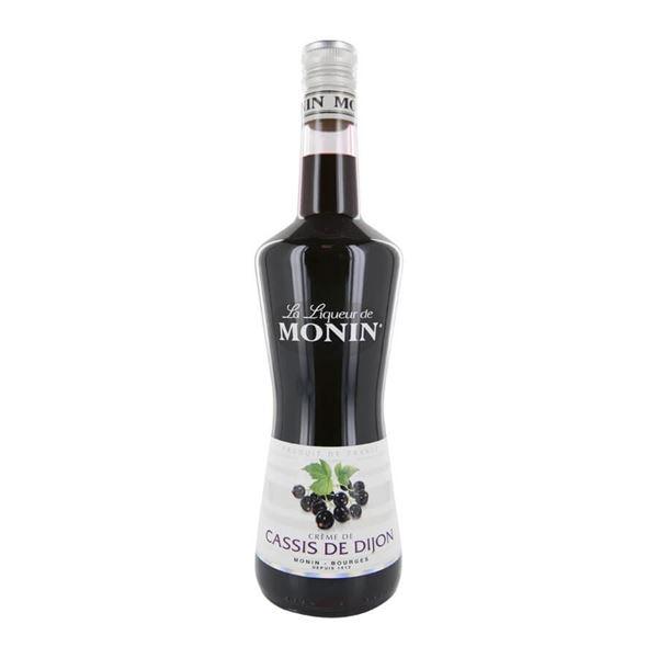 Monin Cassis - Venus Wine & Spirit