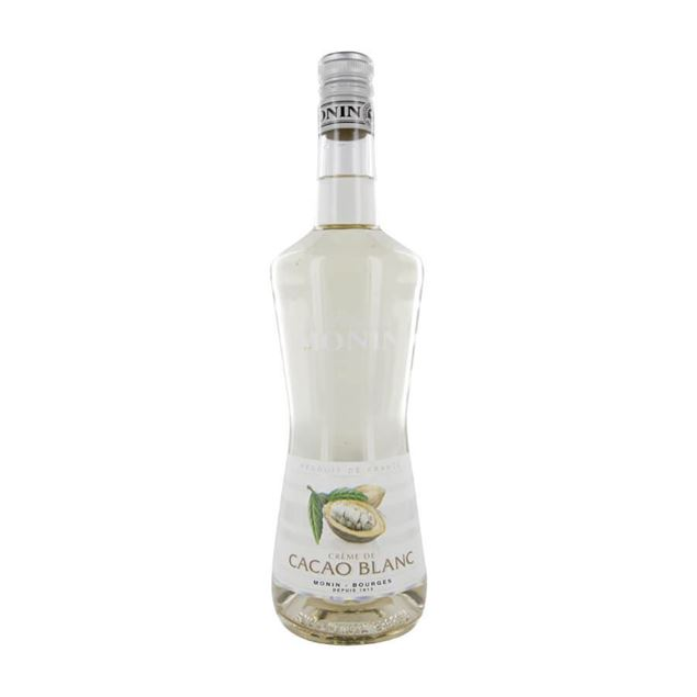 Monin Cacao White - Venus Wine & Spirit