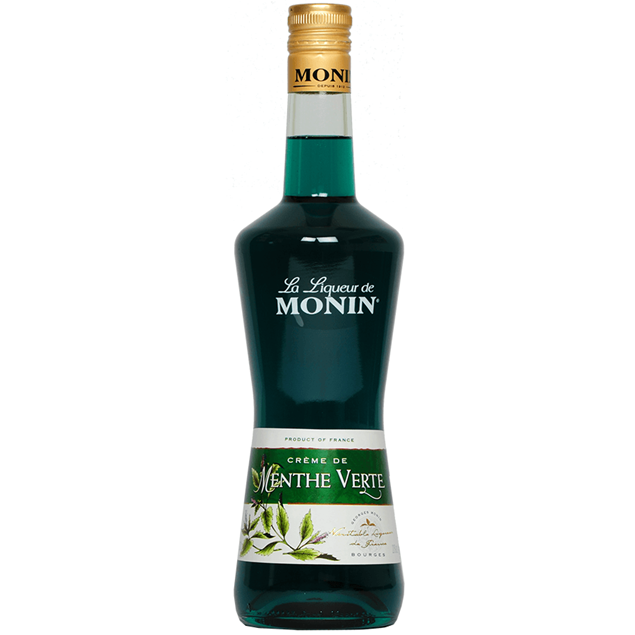 Picture of Monin Menthe Green