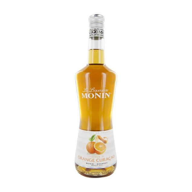 Picture of Monin Orange Curacao