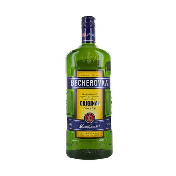 Becherovka Herbal - Venus Wine & Spirit