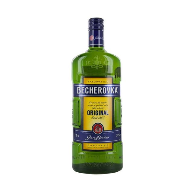 Becherovka Herbal - Venus Wine & Spirit