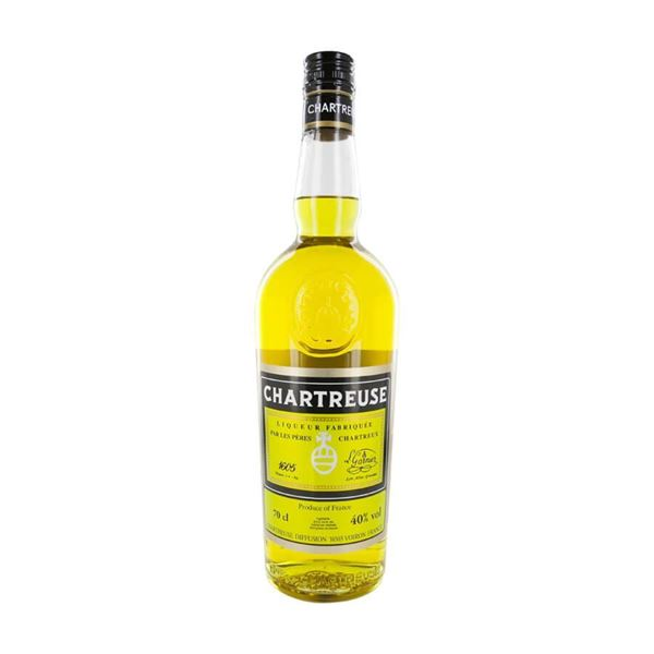 Yellow Chartreuse - Venus Wine & Spirit