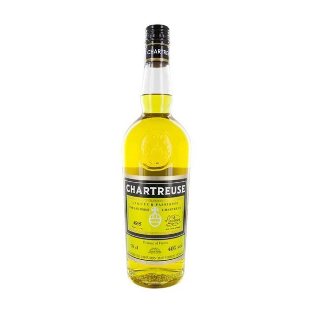 Yellow Chartreuse - Venus Wine & Spirit