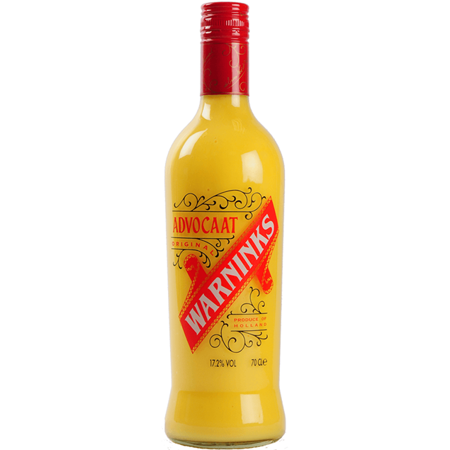 Warninks Advocaat - Venus Wine & Spirit