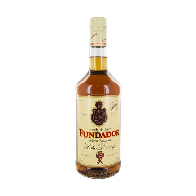 Fundador Spanish Brandy - Venus Wine & Spirit