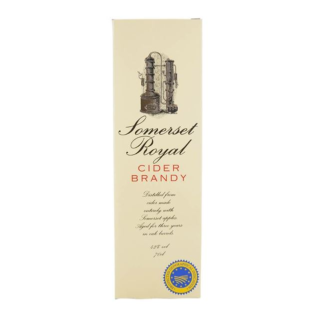 Somerset Cider Brandy 3yr - Venus Wine & Spirit