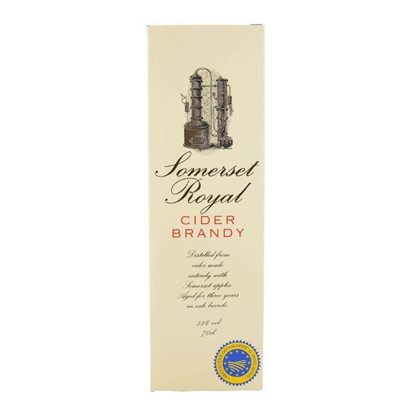 Picture of Somerset Cider Brandy 5yr
