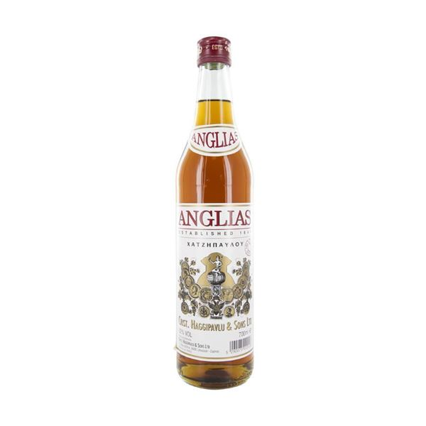 Anglias Brandy - Venus Wine & Spirit