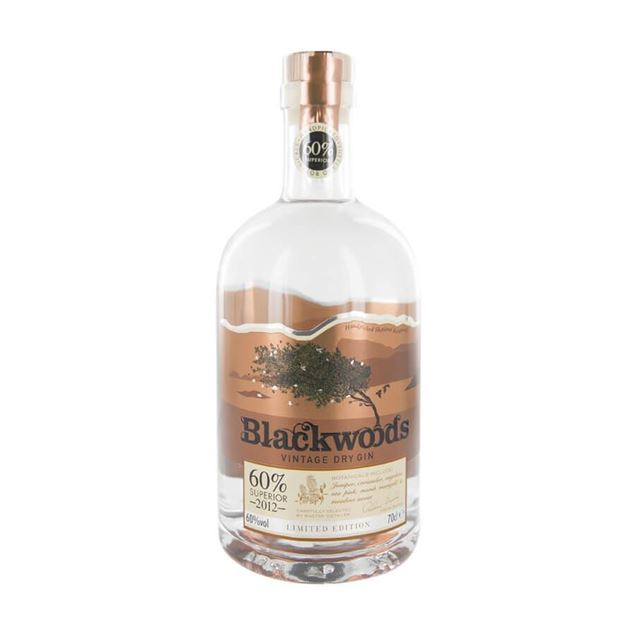 Blackwood's Limited Edition Gin - Venus Wine & Spirit