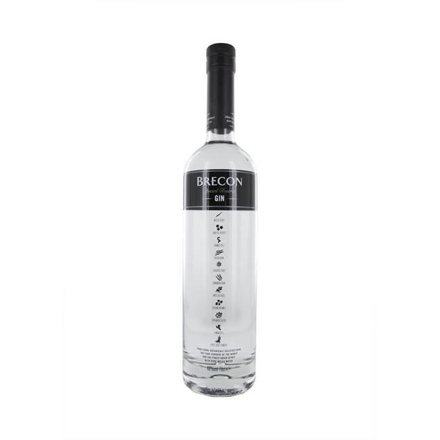 Brecon Welsh Gin - Venus Wine & Spirit
