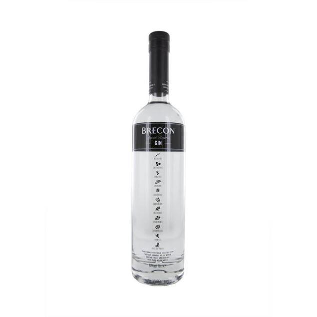 Brecon Welsh Gin - Venus Wine & Spirit