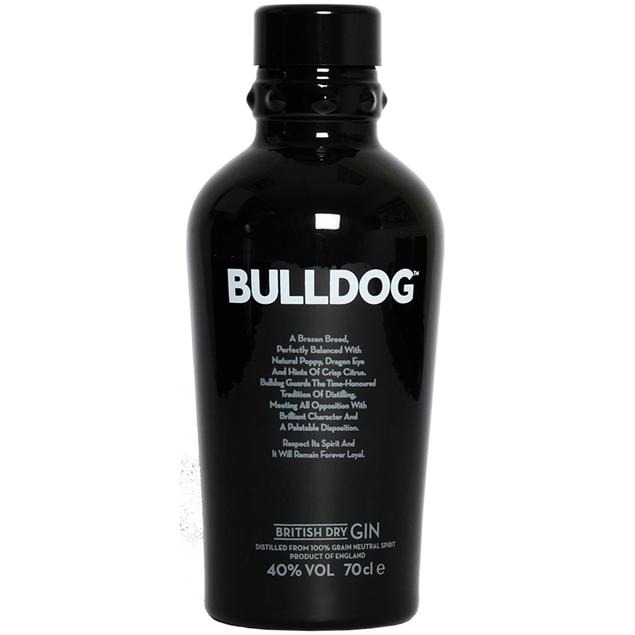 Bulldog Gin - Venus Wine & Spirit
