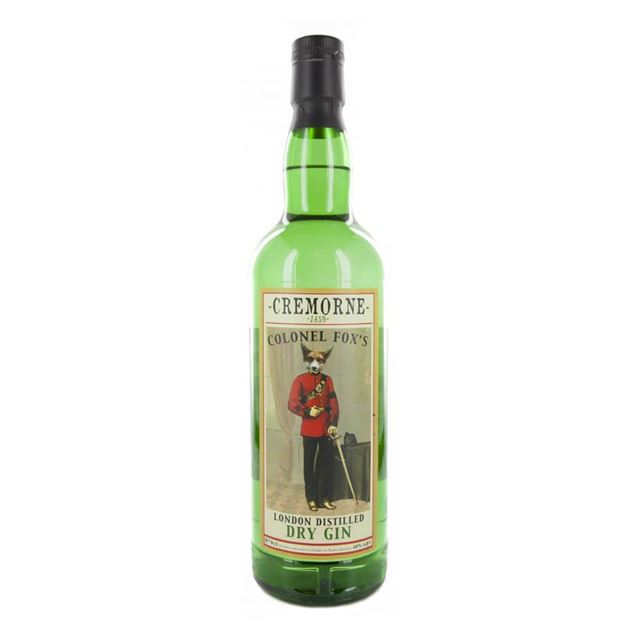 Colonel Fox's Gin - Venus Wine & Spirit