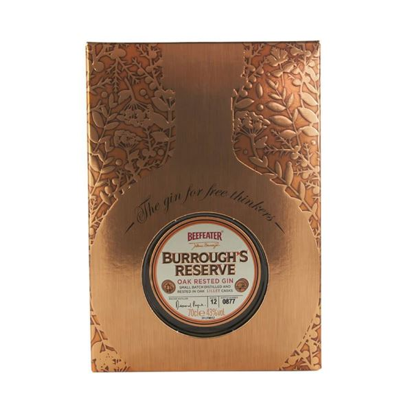 Beefeater Burroughs Reserve - Venus Wine & Spirit