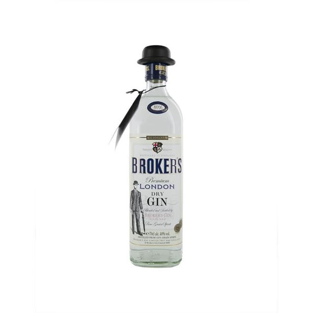 Broker's  Gin - Venus Wine & Spirit