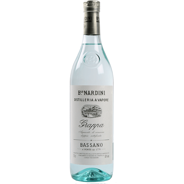 Picture of Nardini Grappa Bianca