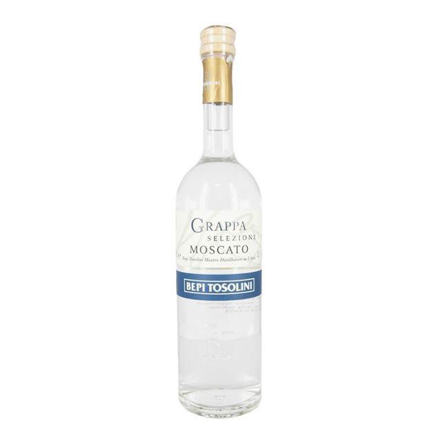 Bepi Tosolini Moscato Grappa - Venus Wine & Spirit