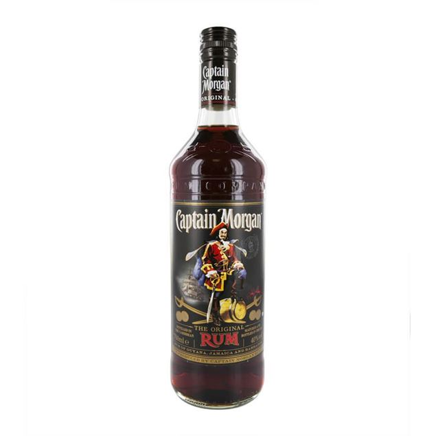 Captain Morgan Rum - Venus Wine & Spirit