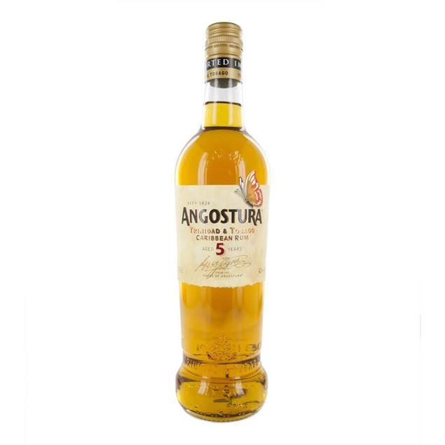 Angostura 5yr Rum - Venus Wine & Spirit