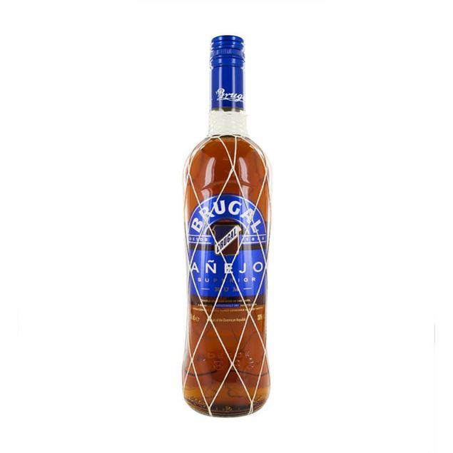 Brugal Anejo 5yr Rum - Venus Wine & Spirit