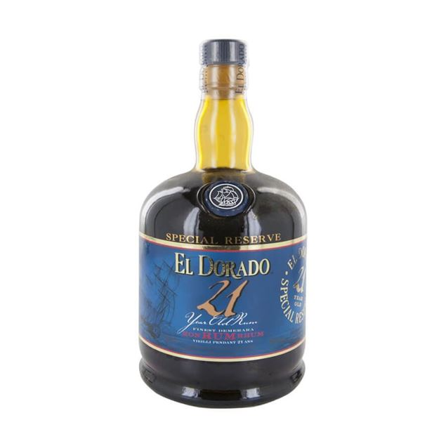 El Dorado 21yr Rum - Venus Wine & Spirit