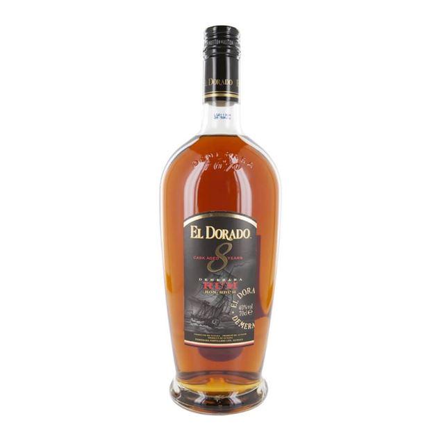 El Dorado 8yr Rum - Venus Wine & Spirit