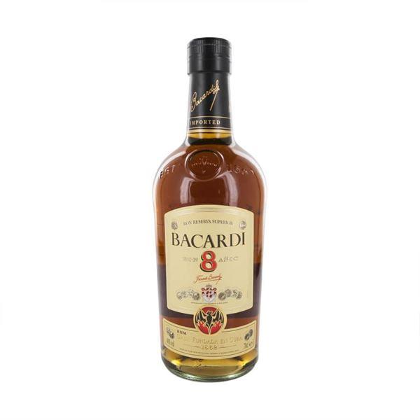 Bacardi Ocho Anos Rum - Venus Wine & Spirit