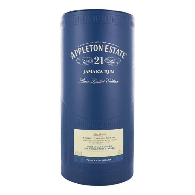 Appleton 21yr Rum - Venus Wine & Spirit