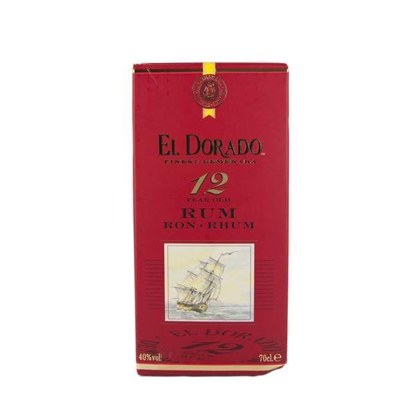 El Dorado 12yr Rum - Venus Wine & Spirit