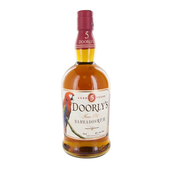 Doorly's Gold 5yr Rum - Venus Wine & Spirit