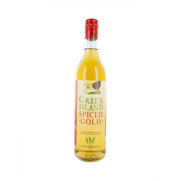 Green Island Spiced Rum - Venus Wine & Spirit