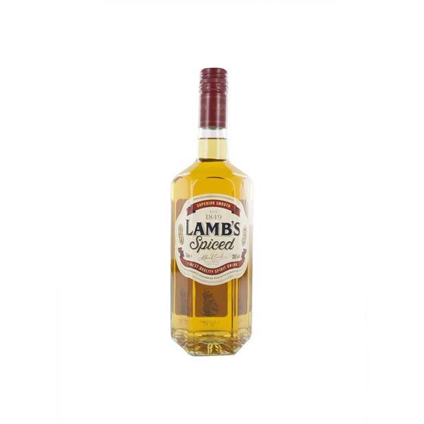 Lamb's Spiced Rum - Venus Wine & Spirit